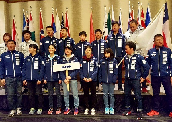 25th Whistler Cup 2017 競技結果